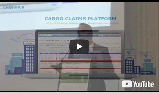 CargoHub at IATA 12th CCLP  Conference - Raoul Paul